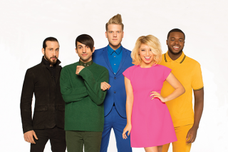 A cappella sensations Pentatonix heading to Bangkok for 13 September show after 1.5 billion views on YouTube, now is your chance to see and hear Petnatonix live!
